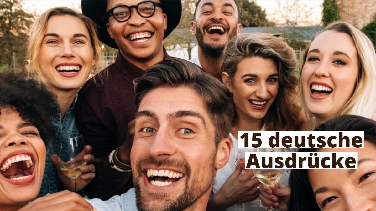 Die deutschen flirten nicht