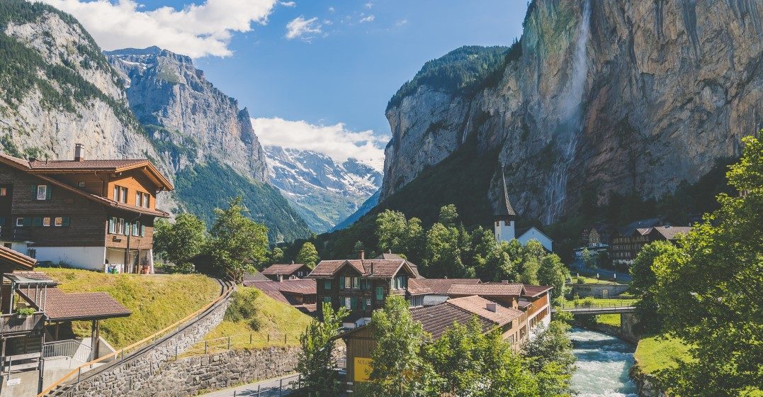 Switzerland where german is spoken with slightly different vocabulary