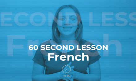 60 Second French Lesson: The Weather