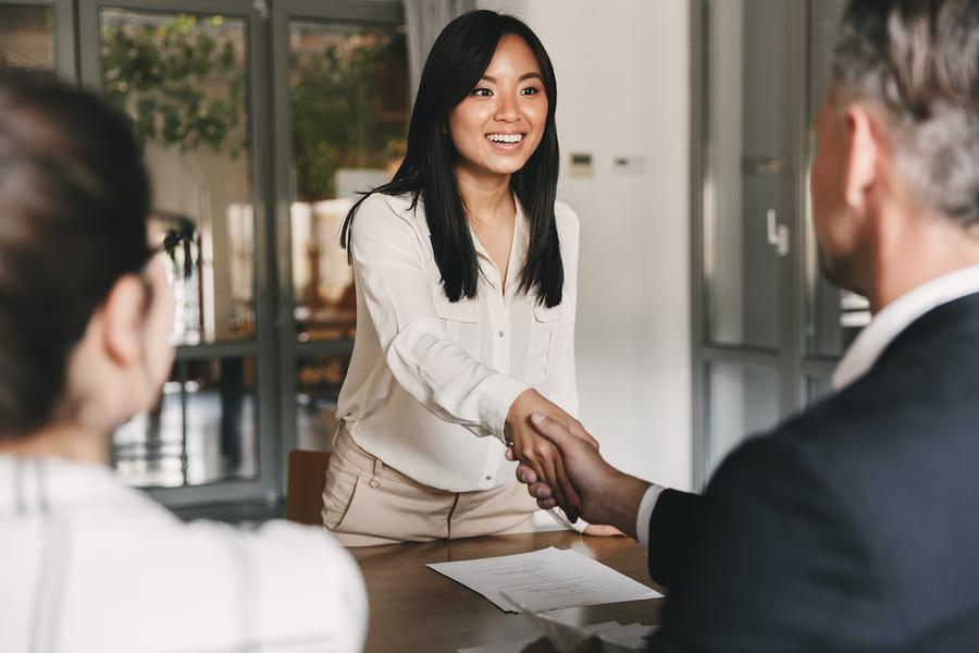 woman-getting-promotion-negitiating