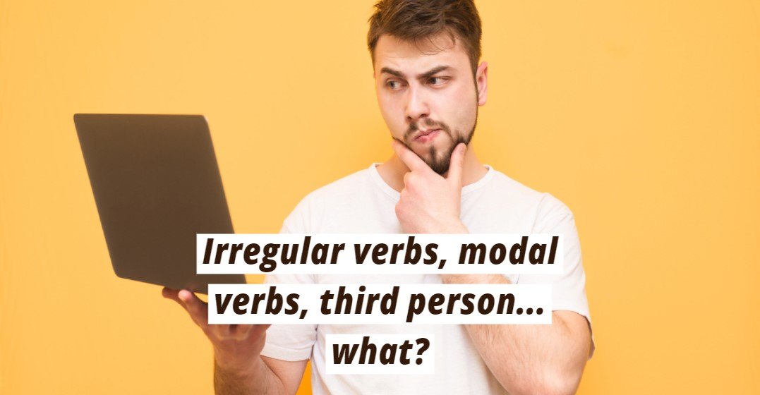 How to form regular verbs in the present tense | Verb conjugation ...