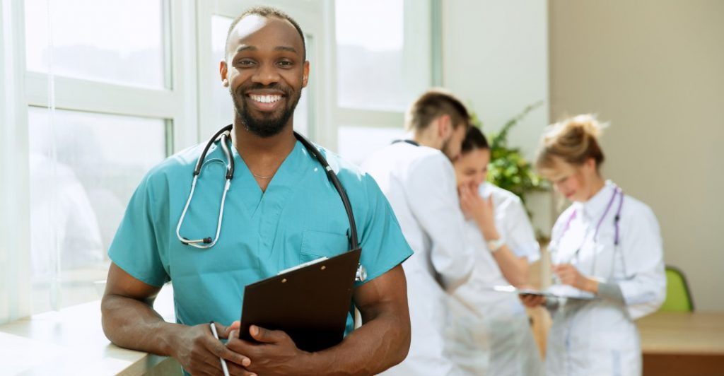 health [professionals in Germany and health insurance