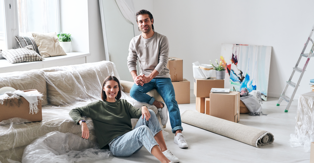 a couple moving abroad to germany