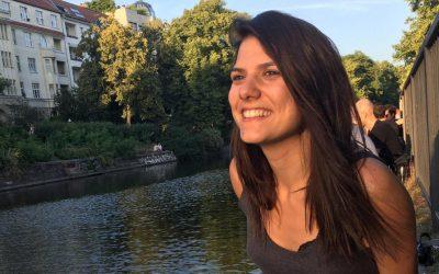 Dürfen wir vorstellen: Nefeli, Lehrkräfte-Koordinatorin bei Lingoda
