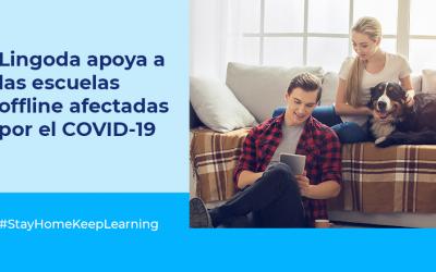 Quédate en casa y sigue aprendiendo con Lingoda