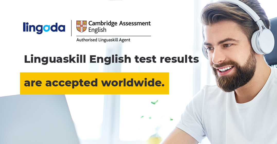 Test your English skills for free with Linguaskill from Cambridge Test