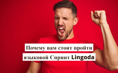 5 причин пройти языковой Спринт Lingoda