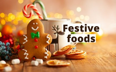 Christmas Food in Canada, Germany and the UK