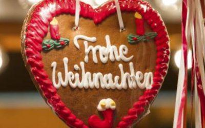 Las celebraciones navideñas en los países de habla alemana
