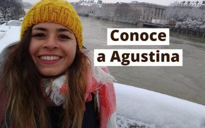 Conoce a Agustina: profesora de español y estudiante de idiomas