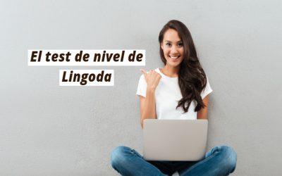 El test de nivel de Lingoda