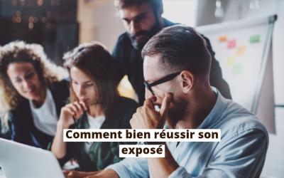 Comment présenter un exposé en français (et réussir!)