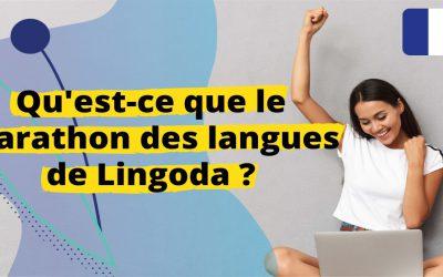 Le Marathon des langues de Lingoda : tout ce que vous devez savoir !