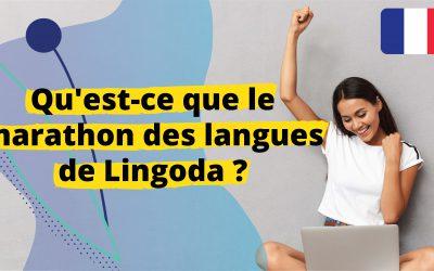 Le Marathon des Langues de Lingoda en 60 Secondes