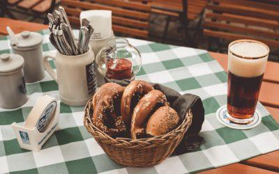 Here's how to order food in German