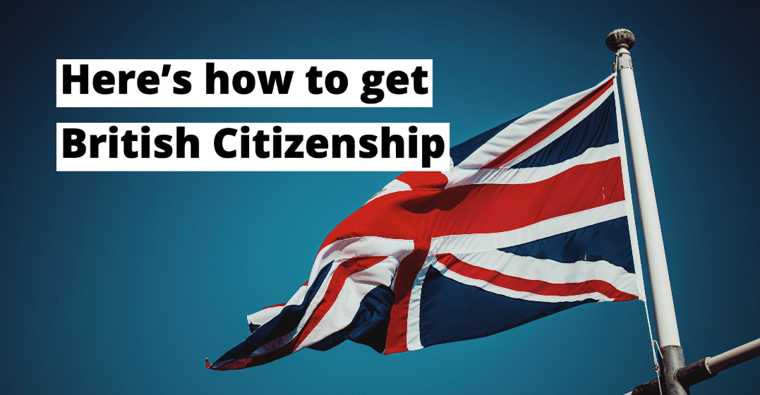 How can I get British citizenship?