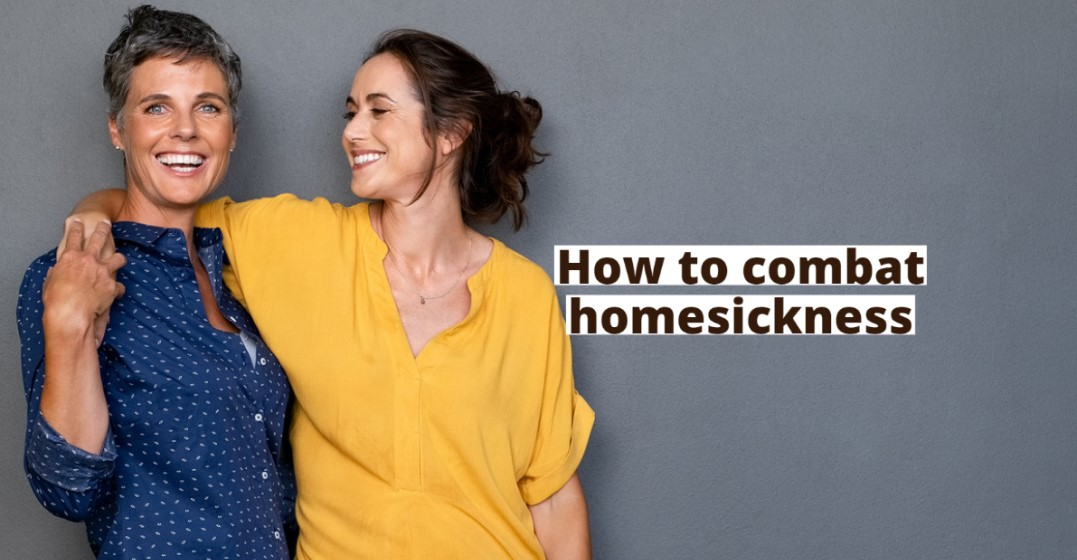 How to feel at home when you're abroad