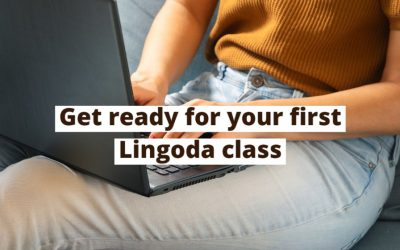 How to Survive Your First Lingoda Lesson