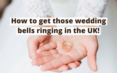 How to Get Married in the UK