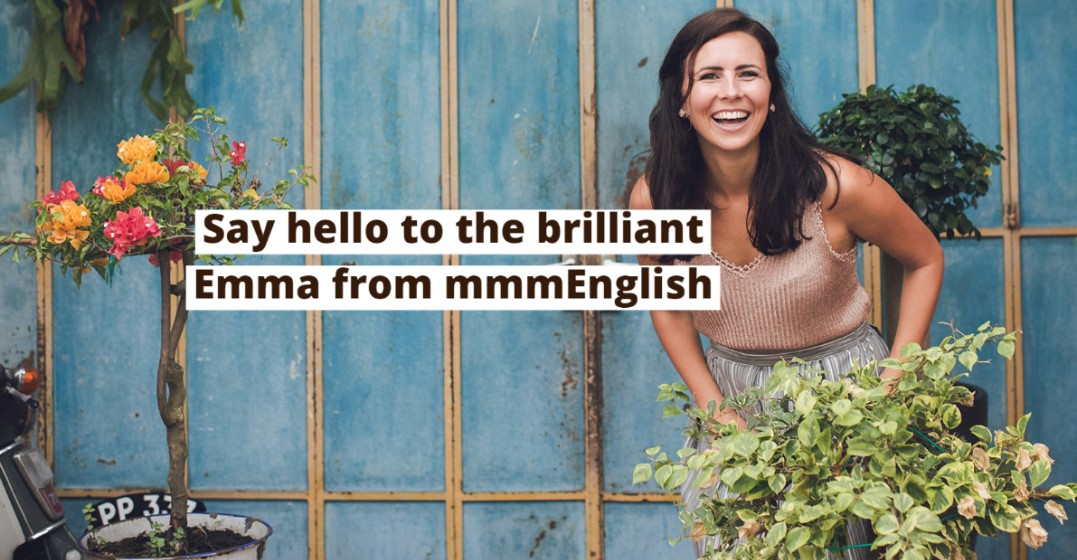 Learn English with top YouTuber mmmEnglish!