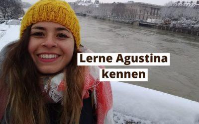 Lerne Agustina kennen: Spanischlehrerin und Sprachschülerin