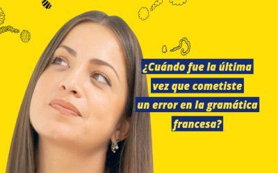 Los 5 errores más comunes en la gramática francesa
