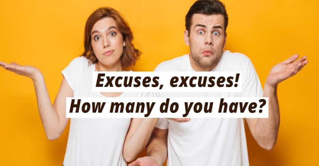 Lingoda Language Marathon Excuses