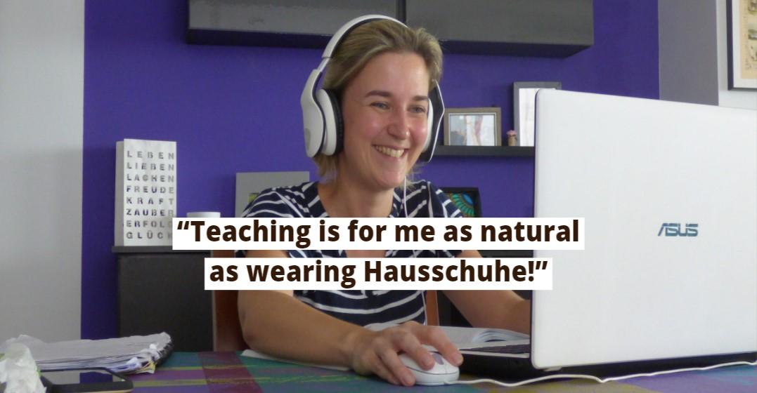 Meet Judith: Lingoda German Teacher and Cook 