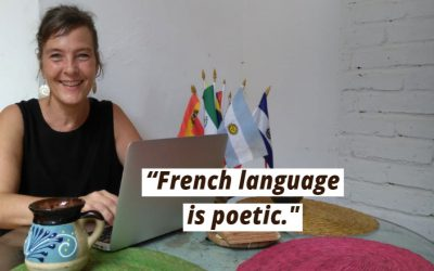 Meet Nancy: French Language Lover and Teacher