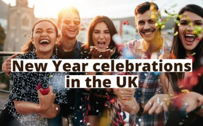 New Year's Eve Traditions in the UK
