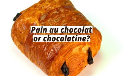Pain au chocolat or chocolatine: what's the difference?