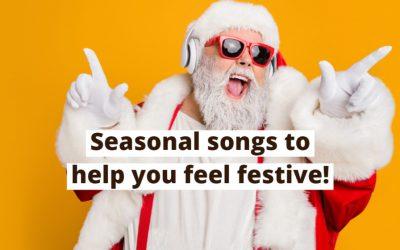 Popular Songs for the Festive Season
