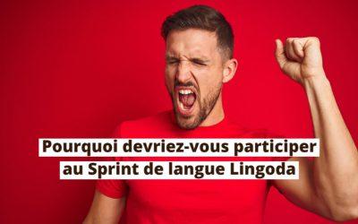 5 bonnes raisons de faire le Sprint Lingoda