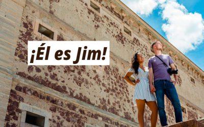 Spanish and go: Jim participa en el Maratón Lingoda