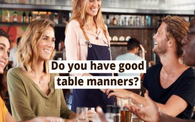 Are Table Manners Important?