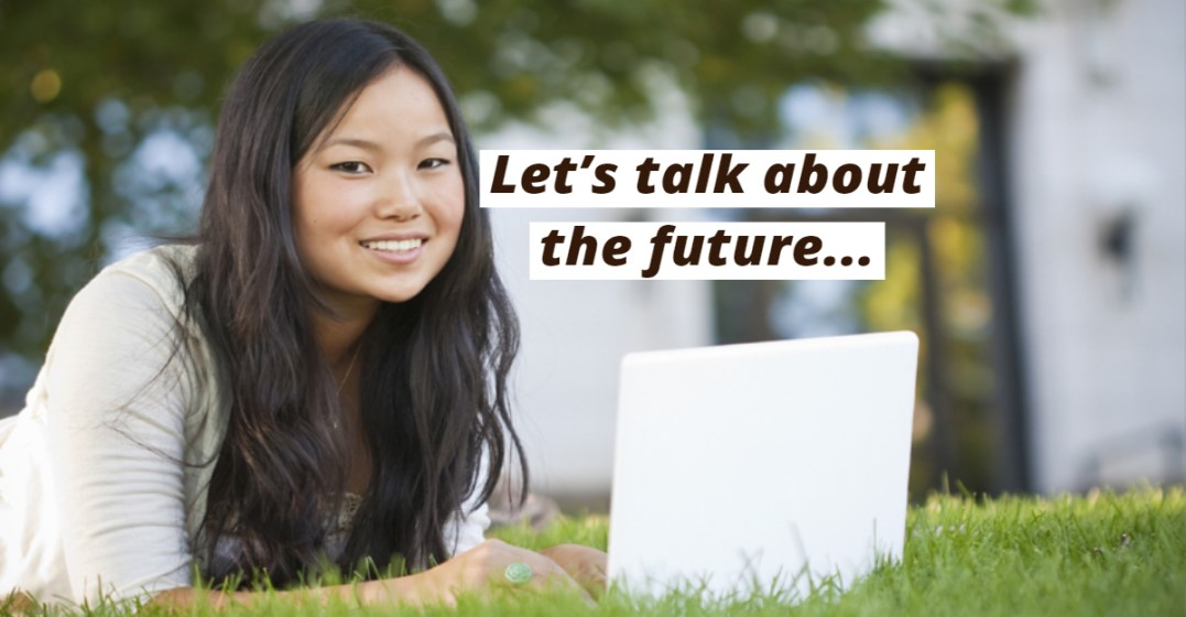 Talk About the Future Using the Present in English