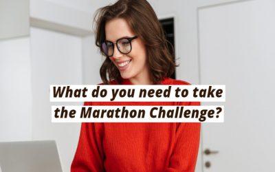 The Ultimate Lingoda Marathon Challenge Kit!