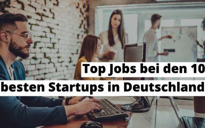 Die besten Startups in Deutschland