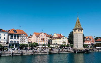 Top 10 Sehenswürdigkeiten rund um den Bodensee