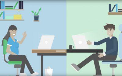Video explicativo de Lingoda