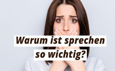 Warum du sprechen musst, um englisch zu lernen