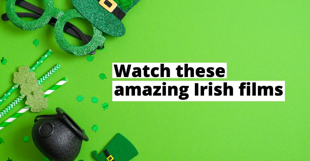 Irish films banner