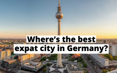 Where do expats live in Germany?
