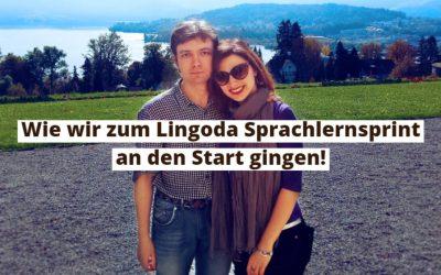 Wie wir zum Lingoda Sprachlernsprint an den Start gingen