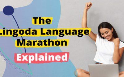 The Lingoda Language Marathon Explainer