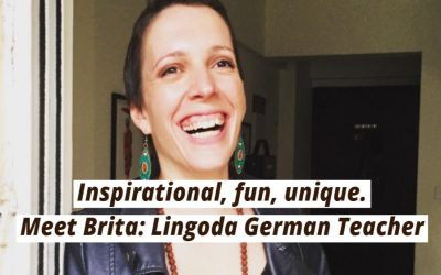 Meet Brilliant Brita: Lingoda Teacher Extraordinaire