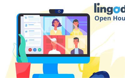 Lingoda Open House – Get to Know Lingoda! (6th-12th September)