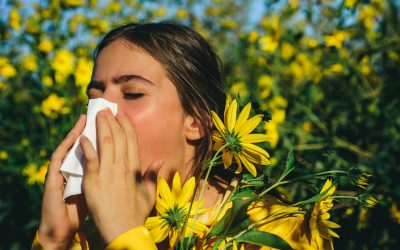 How to talk about allergies in English