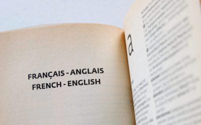 Liste de verbes irréguliers en anglais