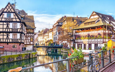 6 of the best cities to live and work in France